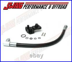 11-14 Ford 6.7 6.7L Powerstroke Diesel CP4 Contam Disaster Prevention Bypass Kit