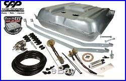 1955 1956 Chevy Belair LS EFI Fuel Injection Gas Tank FI Conversion Kit 90 ohm