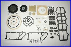 1958-1962 Chevy Corvette Fuel Injection Unit & Distributor Rebuild Kits withViton