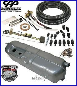 1961-64 Chevy Impala LS EFI Fuel Injection Gas Tank FI Conversion Kit 30 ohm