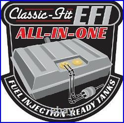 1962-65 Chevy II Nova EFI Fuel Injection Gas Tank FI Conversion Kit 30 ohm