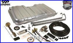 1966 1967 Chevy II Nova LS EFI Fuel Injection Gas Tank FI Conversion Kit 90 ohm