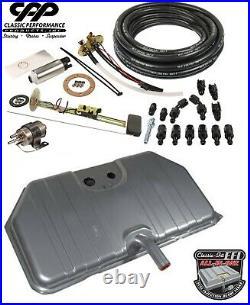1969 Chevy Camaro LS EFI Narrow Fuel Injection Gas Tank FI Conversion Kit 90ohm