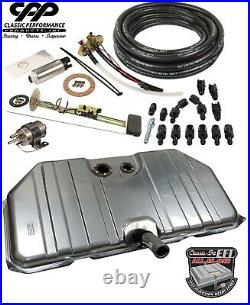 1970-73 Chevy Camaro LS EFI FI Fuel Injection Notched Gas Tank Conversion Kit