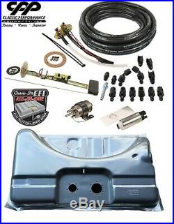 1970-76 Dodge Dart Plymouth Duster EFI Fuel Injection Gas Tank Conversion Kit