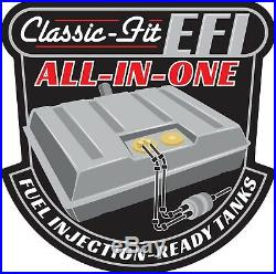 1971-72 Chevy Chevelle LS EFI Fuel Injection Notched Gas Tank Conversion Kit