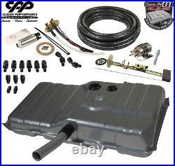 1973 1974 Chevy Nova LS / Fuel Injection EFI FI Gas Tank Conversion Kit 90 ohm