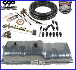 1982-91 Chevy C10 K10 Long Bed LS EFI Fuel Injection Gas Tank FI Conversion Kit