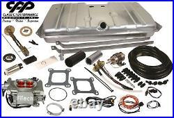 70-73 Camaro FiTech 30003 EFI Fuel Injection Gas Tank FI Conversion Kit 90 ohm