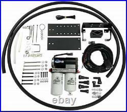 AirDog II 4G 165 GPH Fuel Lift Pump & RDP Sump For 04.5-18 5.9L & 6.7L Cummins