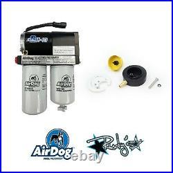 AirDog II 4G 165 GPH Fuel Lift Pump & Sump 2003-2007 Ford 6.0 Powerstroke Diesel
