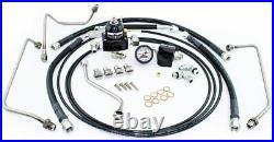 Driven Diesel Regulated Return Fuel System Kit For 03-07 Ford 6.0L Powerstroke
