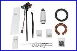 EFI LS Fuel Injection Gas Tank Conversion Installation Kit HyperFuel Pump 240ohm