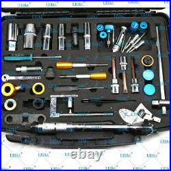 ERIKC Common Rail Fuel Injector Repair Tool Kits Fuel injection Disassemble Kits