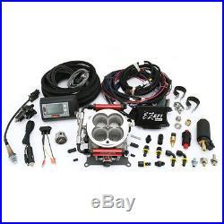 FAST 30227-06KIT Universal Throttle Body TBI EZ-EFI Fuel Injection Kit Complete