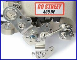 FITech Fuel Injection 30003 GoStreet EFI Throttle Body Basic Kit 400 HP Bright