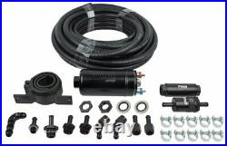 FITech Fuel Injection 50001 Go EFI In-line Fuel Delivery Kit Frame Mounted Capab