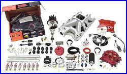 Fast Xfi 3035351-05 Ford Sbf 351w Multi-port Efi Fuel Injection Kit System