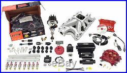 Fast Xfi 3035351-10 Sbf Ford 351w Multi Port Efi Fuel Injection Kit 1000 HP