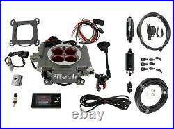 FiTech 31003 Go Street EFI 400HP Self-Tuning Fuel Injection System Kit
