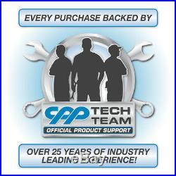 FiTech Fuel Injection 30002 Go EFI 600 HP Basic Conversion Kit Matte Black