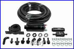 FiTech Fuel Injection 50001 Go EFI In-line Frame Mount Fuel Pump Delivery Kit