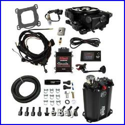 FiTech Fuel Injection Master Kit 35221 Go EFI Classic & Force Fuel 550 HP Black