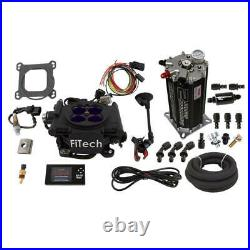 FiTech Fuel Injection System 32208 Meanstreet EFI & Command Center 2 Master Kit