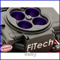 FiTech Meanstreet EFI Fuel Injection System Kit withHy-Fuel Tank