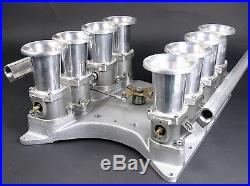 Ford 5.4L Quad Cam Stack ITB Fuel Injection Racing Manifold KIt EFI Hardware