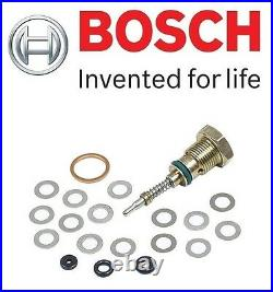 Fuel Injection Fuel Distributor Valve Kit BOSCH 3437010021 For VW Porsche Audi