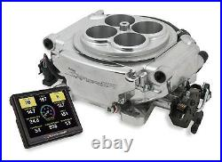 Holley 550-510 Sniper 4 Barrel Fuel Injection Conversion Self-Tuning Kit