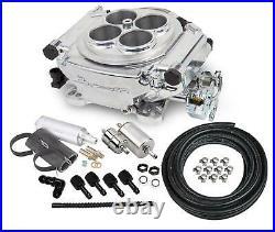 Holley 550-510K Sniper Master EFI Fuel Injection Conversion Kit Polished