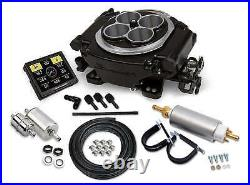 Holley 550-511K Fuel Injection System Master Kit Holley Sniper EFI Self-Tuning H