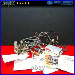 Holley Pro-jection Fuel Injection System Kit For 2 Barrel