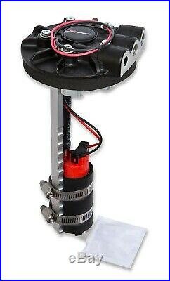 Holley Sniper EFI 550-511D 4BBL Fuel Injection Returnless Master Kit Black