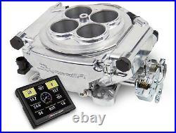 Holley Sniper EFI Fuel Injection Conversion Kit SBC SBF BBF BBC 550-510 Polished