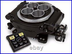 Holley Sniper EFI Fuel Injection Conversion Kit SBC SBF BBF BBC 550-511 Black