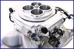 Holley Sniper Polished EFI Fuel Injection System Complete Master Kit 550-510K