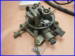 Jeep AMC V8 Holley Fuel Injection Kit For Parts See AD