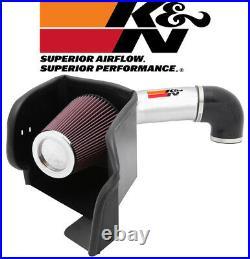K&N 77 Series FIPK Cold Air Intake System fits 2009-2019 Dodge Ram 5.7L V8