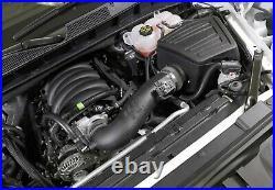 K&N AirCharger Cold Air Intake System 2019-2020 Silverado 1500 5.3L 6.2L V8
