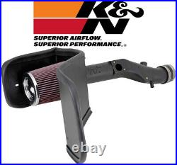 K&N AirCharger Cold Air Intake System Kit fits 2003-2008 Toyota 4Runner 4.0L V6