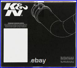 K&N AirCharger Cold Air Intake System Kit fits 2008-2009 Pontiac G8 3.6L V6