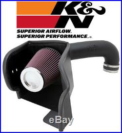 K&N AirCharger Cold Air Intake System fits 2009-2019 Dodge Ram 5.7L V8 Hemi