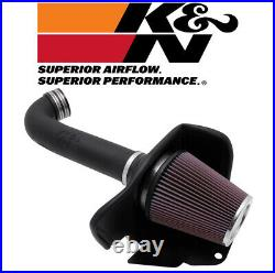 K&N AirCharger Cold Air Intake System fits 2011-2020 Dodge Durango 5.7L V8