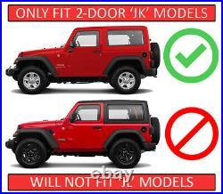 K&N AirCharger Cold Air Intake System fits 2012-2018 Jeep Wrangler JK 3.6L V6