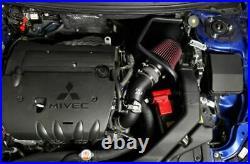K&N AirCharger Cold Air Intake System fits 2015-16 Mitsubishi Lancer 2.0L / 2.4L