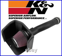 K&N AirCharger Cold Air Intake System fits 2016-2021 Toyota Tacoma 3.5L V6