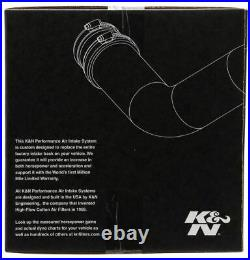 K&N AirCharger FIPK Cold Air Intake System fits 2005-2011 Toyota Tacoma 4.0L V6